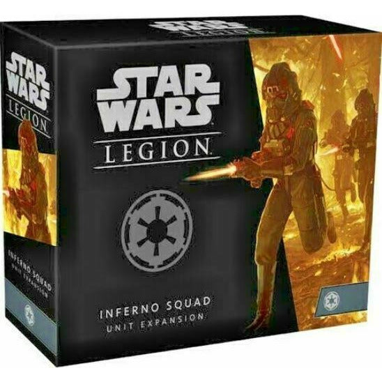 Star Wars Legion: Inferno Squad Unit Expansion New