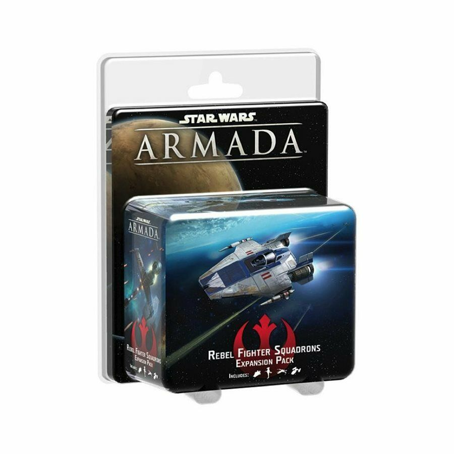 Star Wars: Armada: Rebel Fighter Squadrons Expansion Pack New