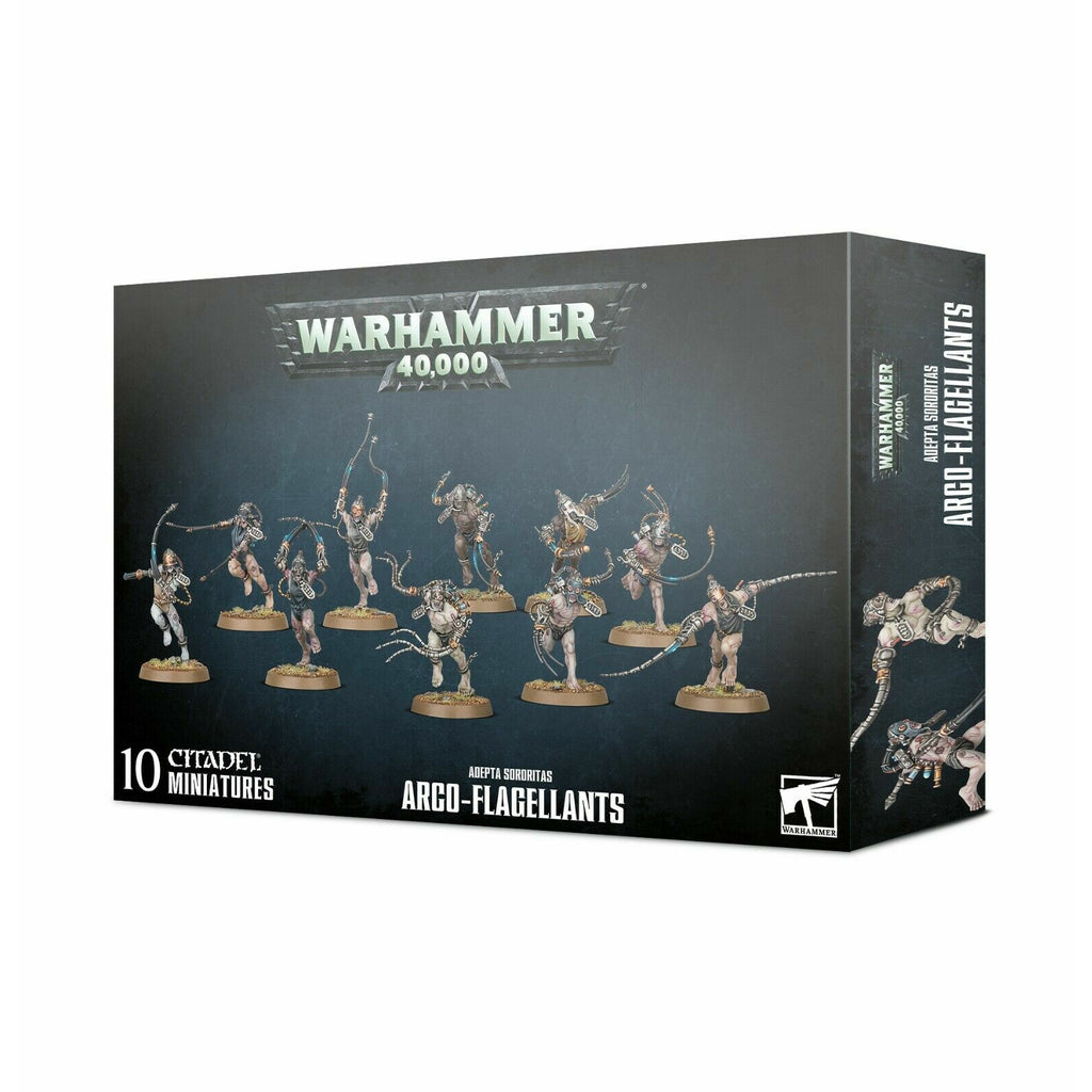 Warhammer Sisters of Battle ADEPTA SORORITAS ARCO-FLAGELLANTS New
