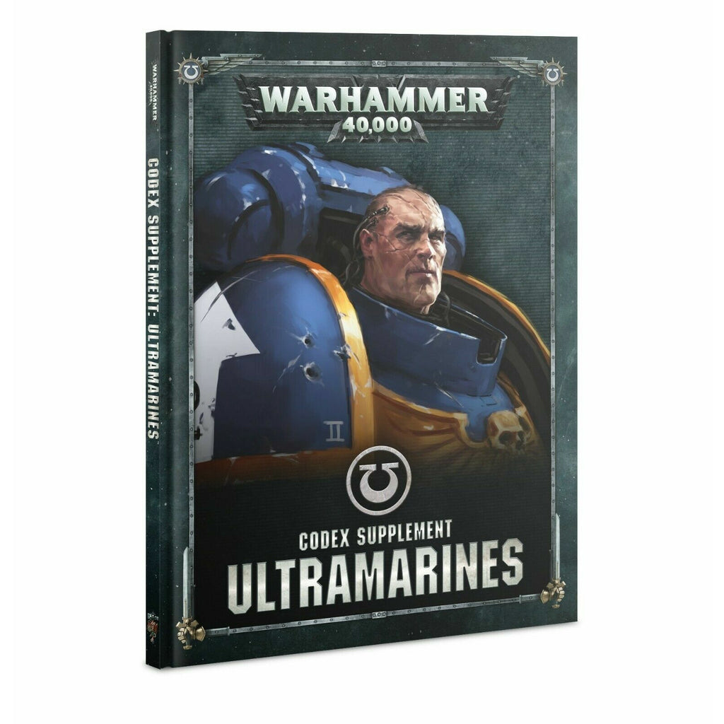Warhammer Space Marine CODEX: ULTRAMARINES New
