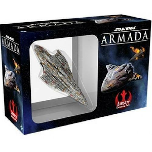 Star Wars: Armada: Liberty Class Cruiser New