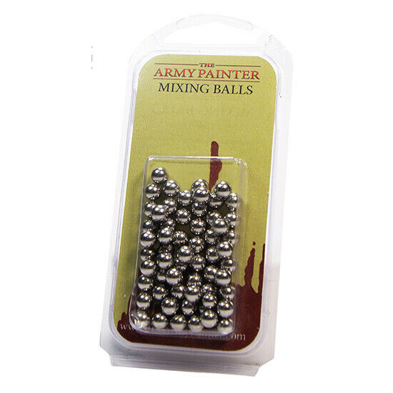 Army Painter Mixing Balls New