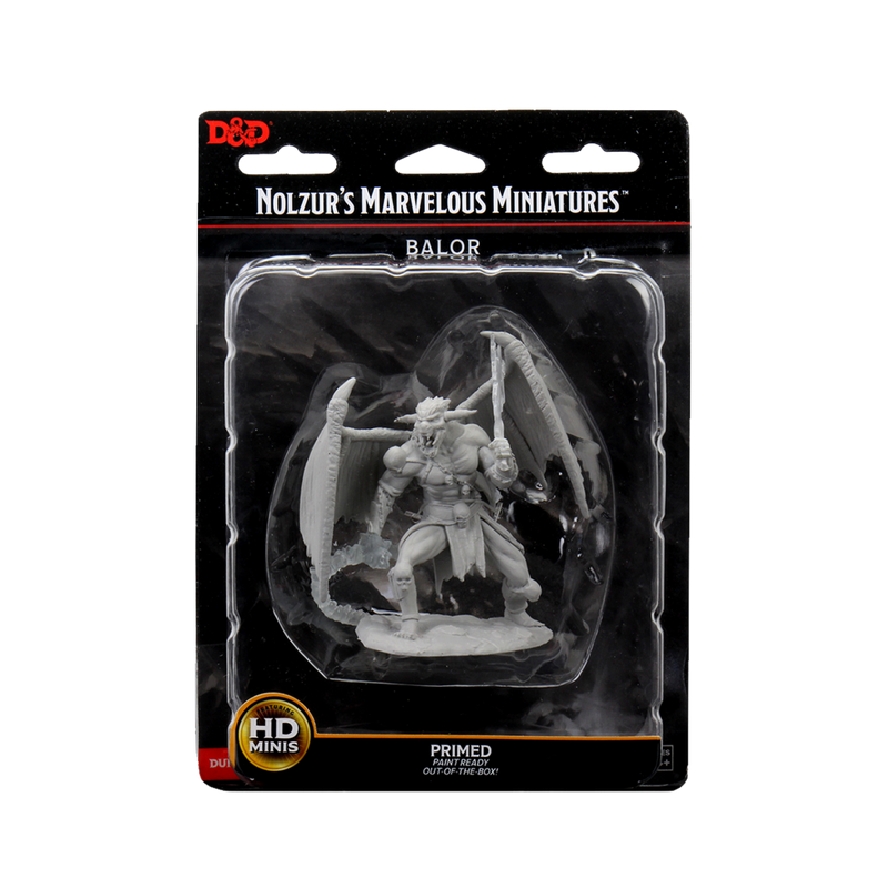 Nolzurs Marvelous Upainted Miniatures: Wave 11: Balor New - TISTA MINIS