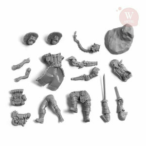 Artel Miniatures - Witch-Hunter 28mm New