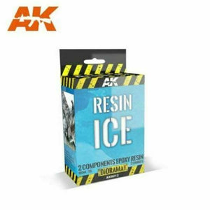 AK Interactive - Resin Ice 150ml  New