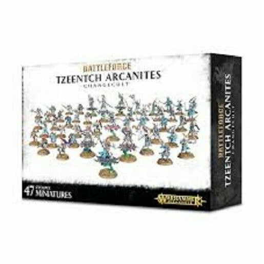 Warhammer Tzeentch Battleforce New