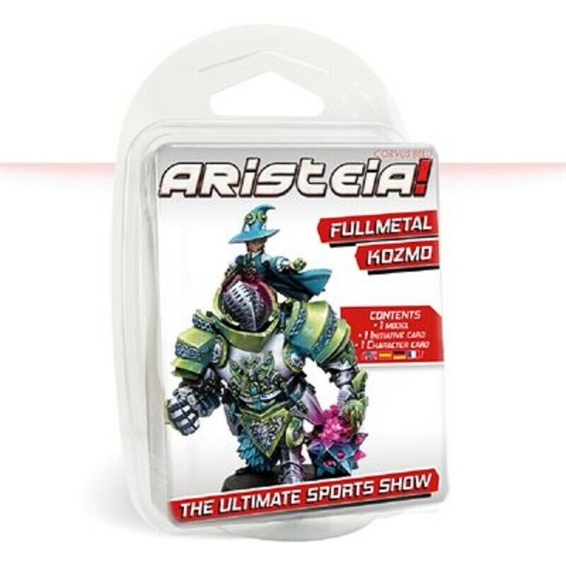 Aristeia! Full Metal Kozmo New - TISTA MINIS