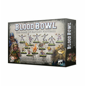 Warhammer BLOOD BOWL: MIDDENHEIM MAULERS TEAM New