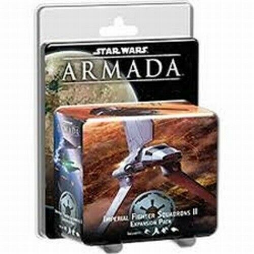 Star Wars: Armada: Imperial Fighter Squadrons II New