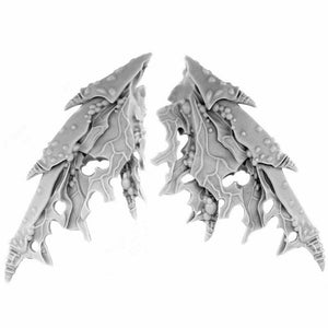 Wargame Exclusive CHAOS ROTTEN DAEMON WINGS New - TISTA MINIS