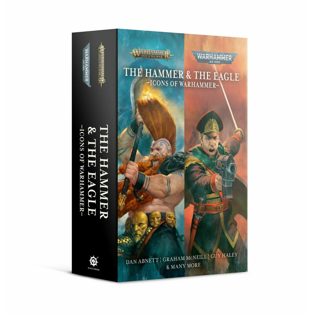 Warhammer THE HAMMER AND THE EAGLE (PB) New