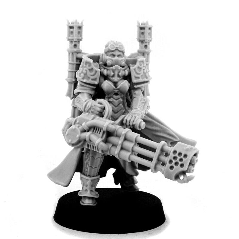 Wargame Exclusive EMPEROR SISTER WITH HEAVY FLAMER New
