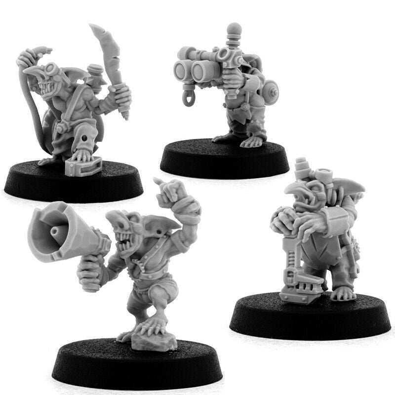 Wargame Exclusive ORK HELPER SERVICE CREW New