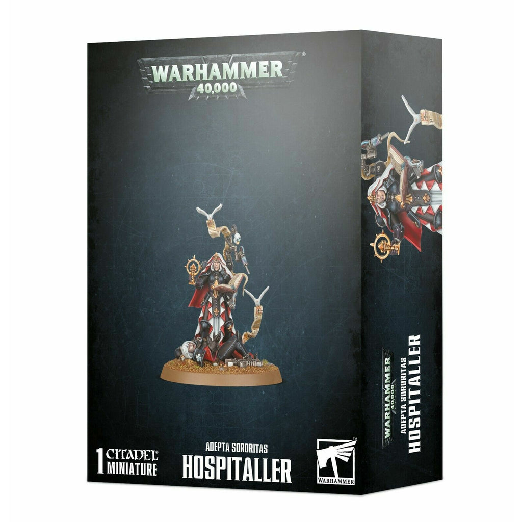 Warhammer Sisters of Battle ADEPTA SORORITAS HOSPITALLER New