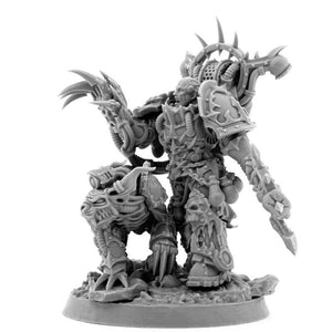 Wargame Exclusive CHAOS CORSAIR LORD 28mm New - TISTA MINIS