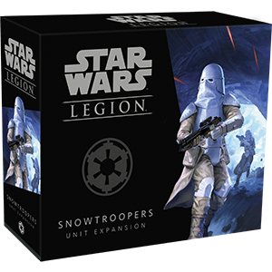 Star Wars Legion Snowtroopers New