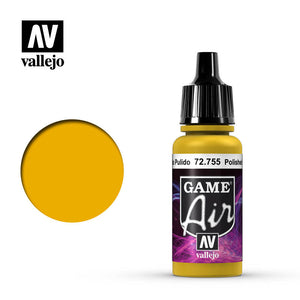 Polished Gold Game Air Paint (72.755) - TISTA MINIS