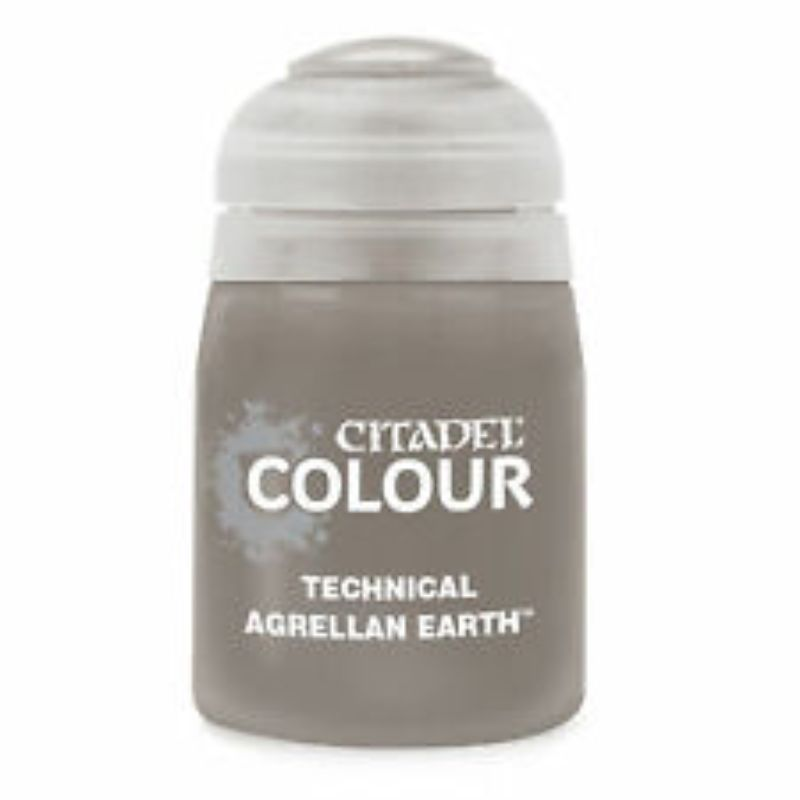 Agrellan Earth - Technical Paints