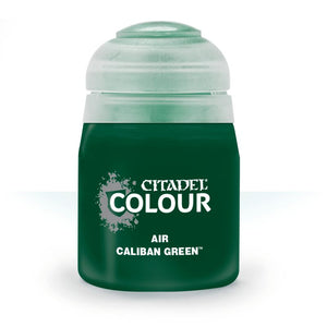 Caliban Green - Air Paints - TISTA MINIS