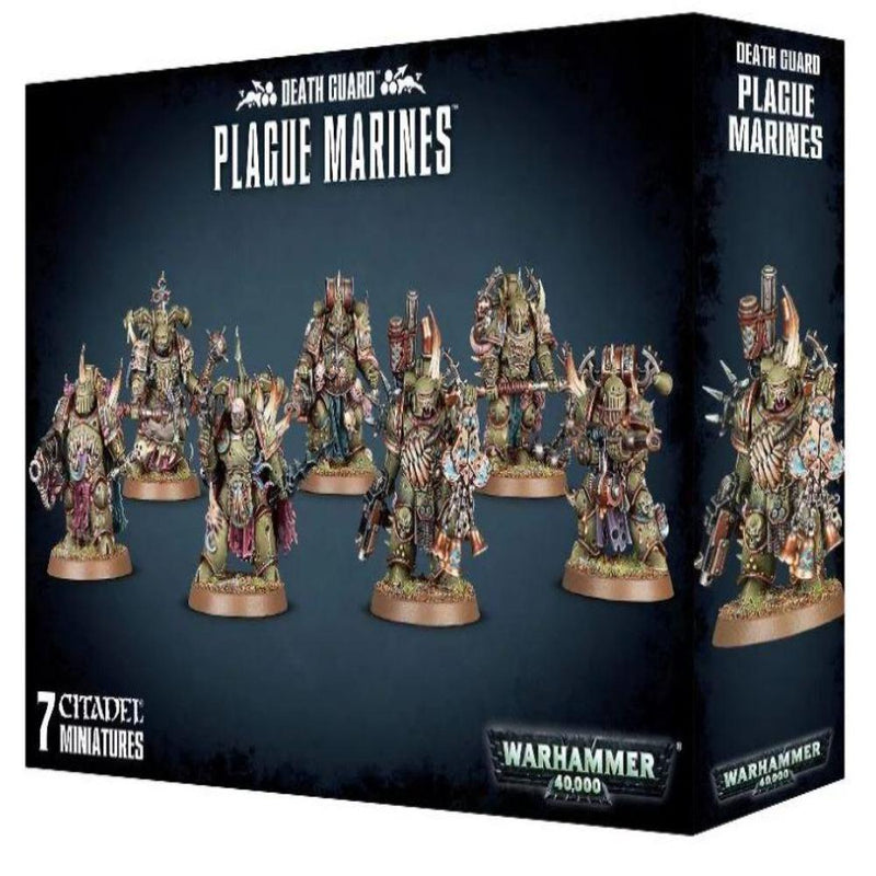 Warhammer Death Guard Plague Marines New | TISTAMINIS