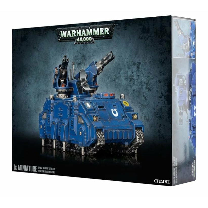 Warhammer Space Marine Stalker / Hunter Tank New