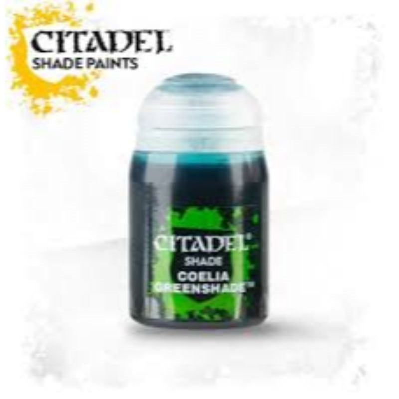 Coelia Greenshade - Shade Paints