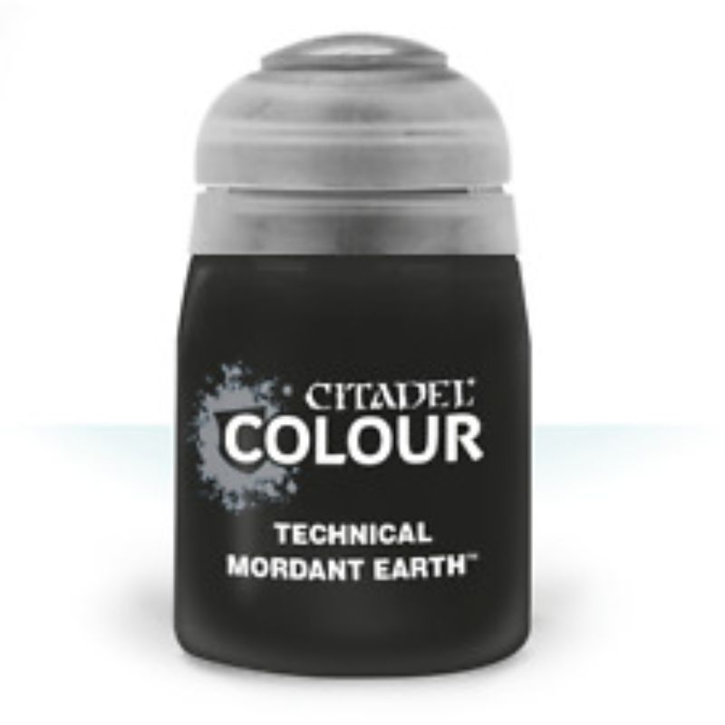 Mordant Earth - Technical Paints - TISTA MINIS