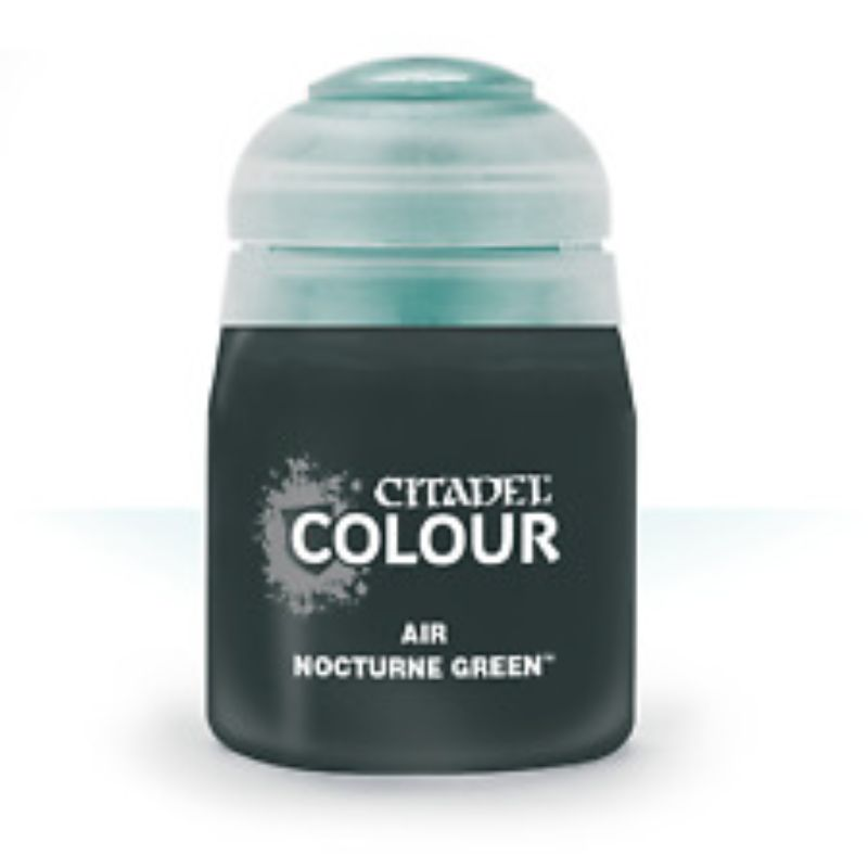 Nocturne Green - Air Paints - TISTA MINIS
