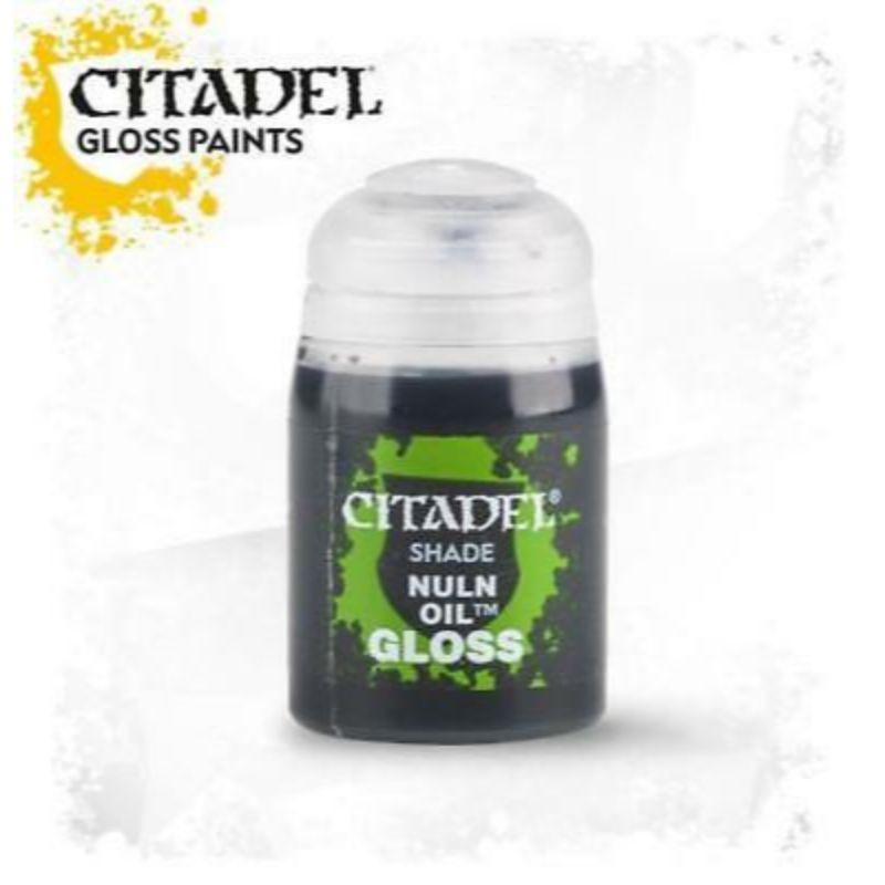 Nuln Oil Gloss - Shade Paints