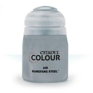 Runefang Steel - Air Paints - TISTA MINIS
