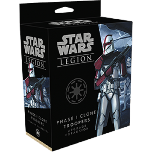 Star Wars Legion: Phase 1 Clone Trooper Upgrade Expansion New