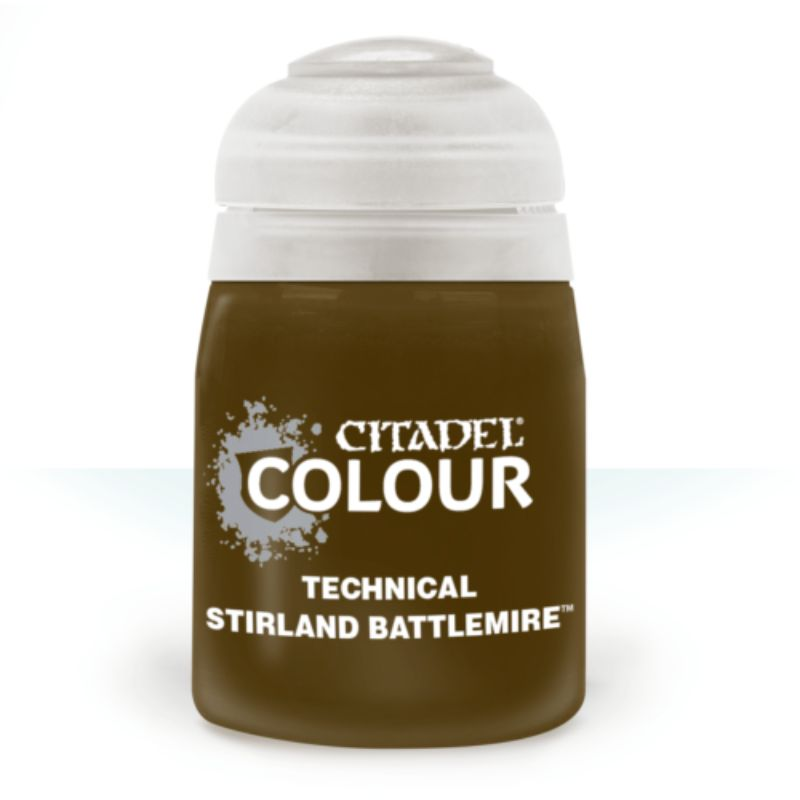 Stirland Battlemire - Technical Paints