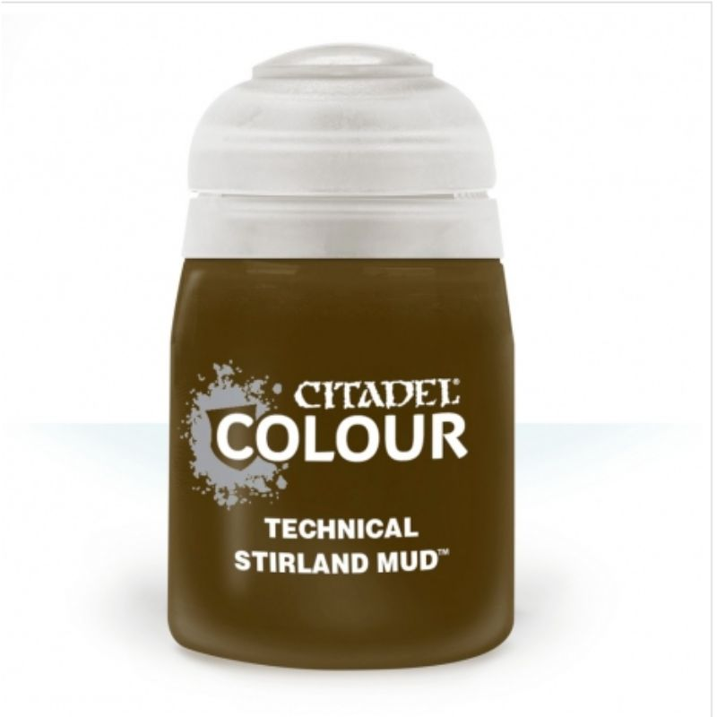 Stirland Mud - Technical Paints