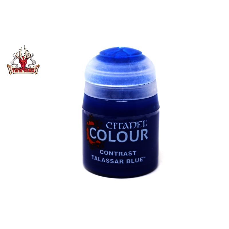 Talassar Blue - Contrast Paints