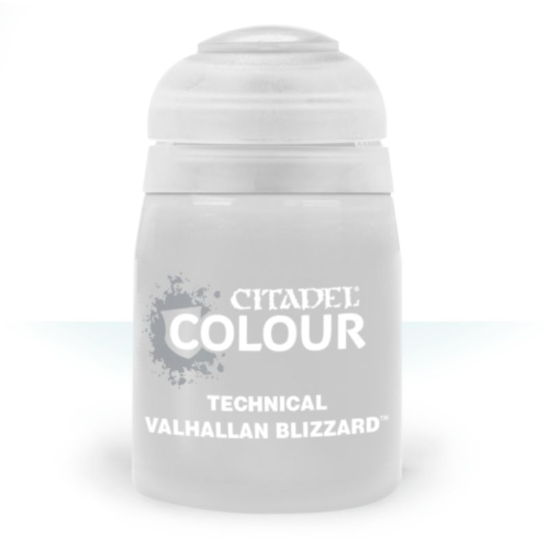 Valhallan Blizzard - Technical Paints - TISTA MINIS
