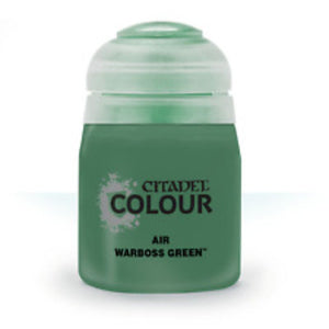 Warboss Green - Air Paints - TISTA MINIS
