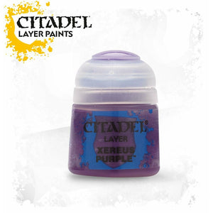 Xereus Purple - Layer Paint - TISTA MINIS