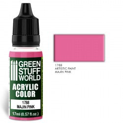 Green Stuff World Acrylic Color MAJIN PINK New - Tistaminis