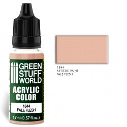 Green Stuff World Acrylic Color PALE FLESH New - Tistaminis