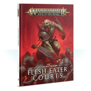 Warhammer Vampire Counts Flesh Eaters Courts Codex New | TISTAMINIS