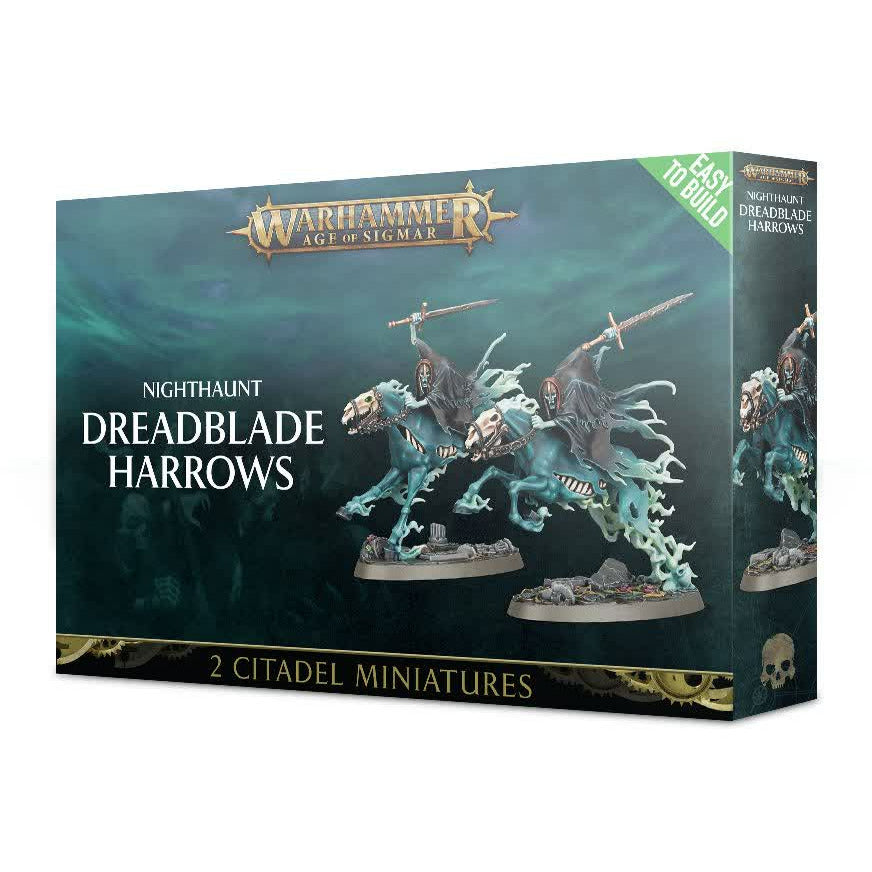 Warhammer Vampire Counts Nighthaunt Dreadblade Harrows New | TISTAMINIS