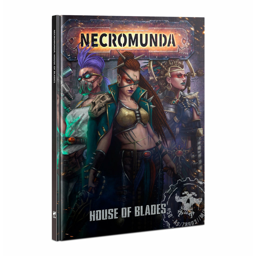 Warhammer NECROMUNDA: HOUSE OF BLADES New