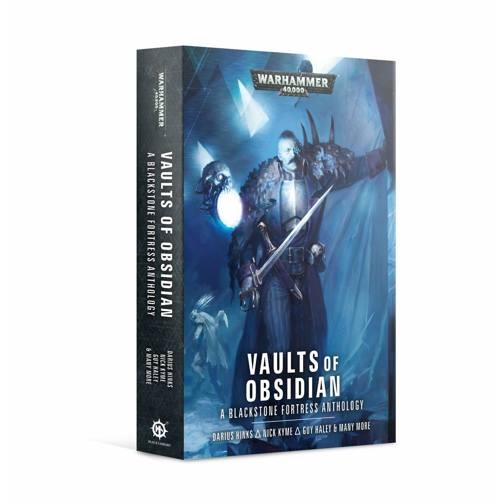 Warhammer B/STONE FORTRESS:VAULTS OF OBSIDIAN New