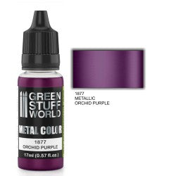 Green Stuff World Metallic Paint ORCHID PURPLE New - Tistaminis