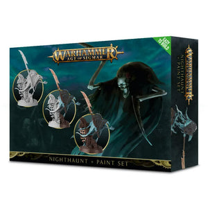 Warhammer Vampire Counts Nighthaunt + Paint set | TISTAMINIS