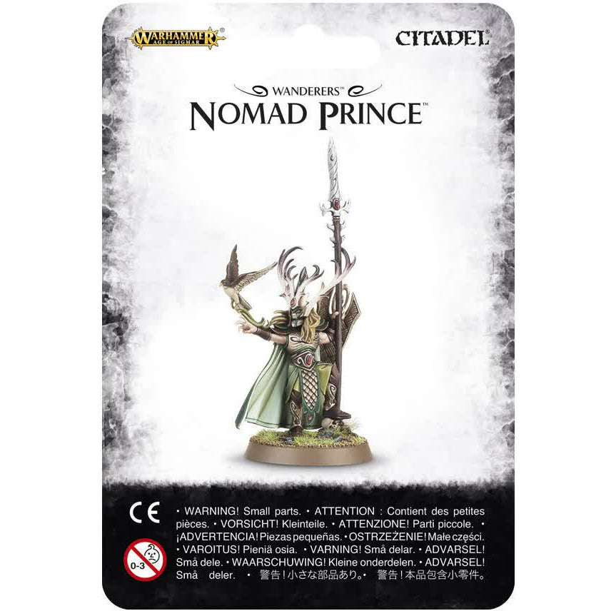 Warhammer Wood Elves Nomad Prince New