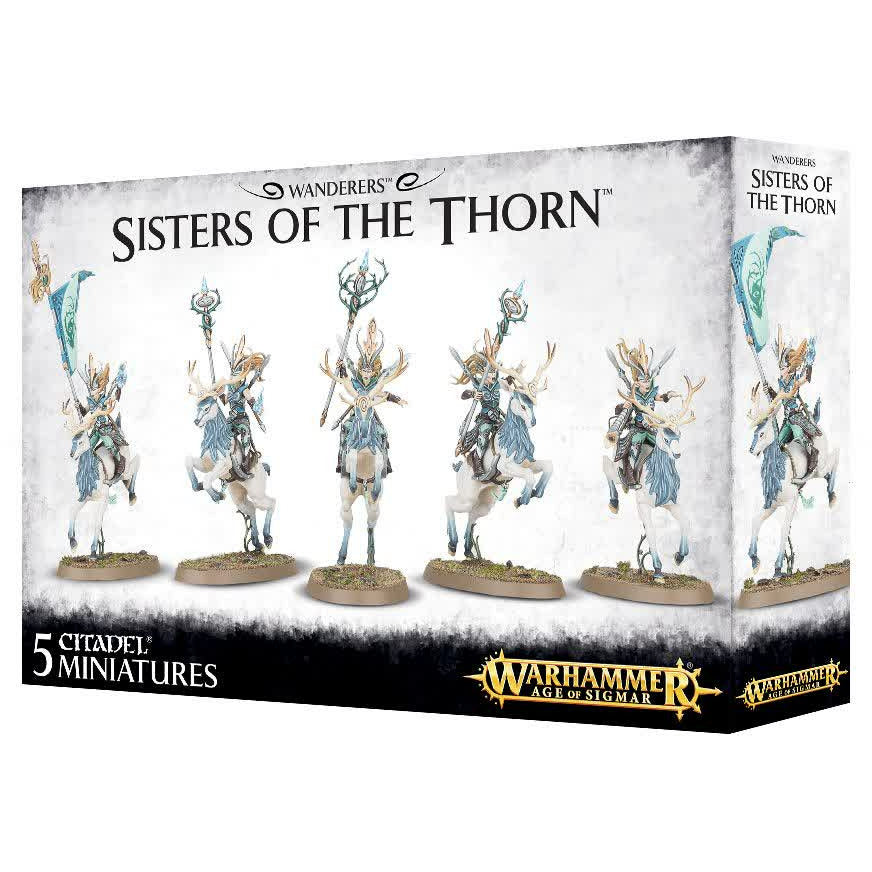 Warhammer Wood Elves Sisters of the Thorn New
