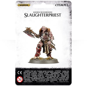 Warhammer Warriors Of Chaos Slaughterpriest New
