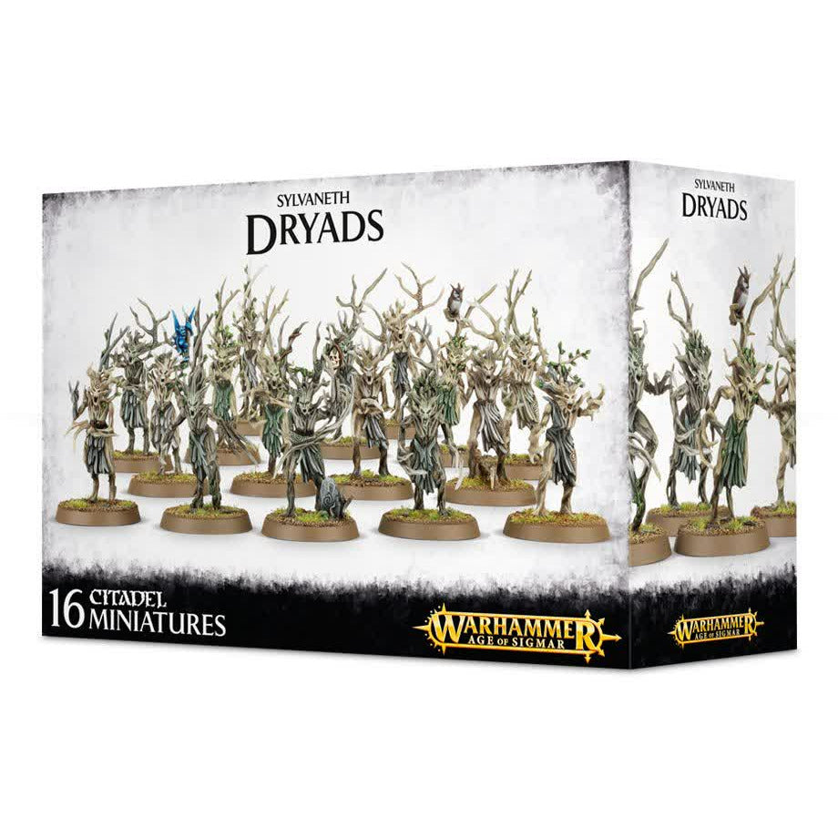 Warhammer Wood Elves Dryads New