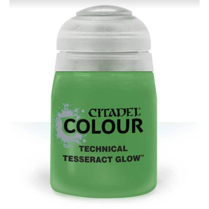 Tesseract Glow - Technical Paints